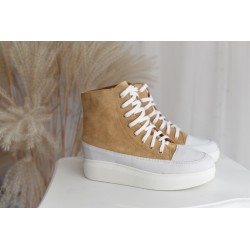Sneakersy piasek Deli